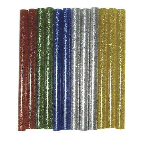 Glitter-Klebesticks für Heißklebepistole gemischt