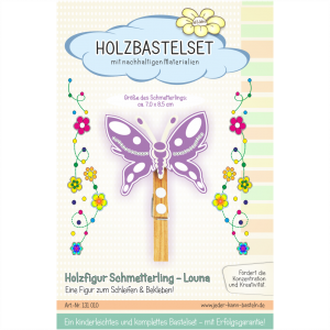 Schmetterling Louna