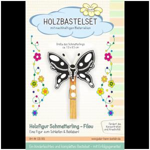 Schmetterling Filou