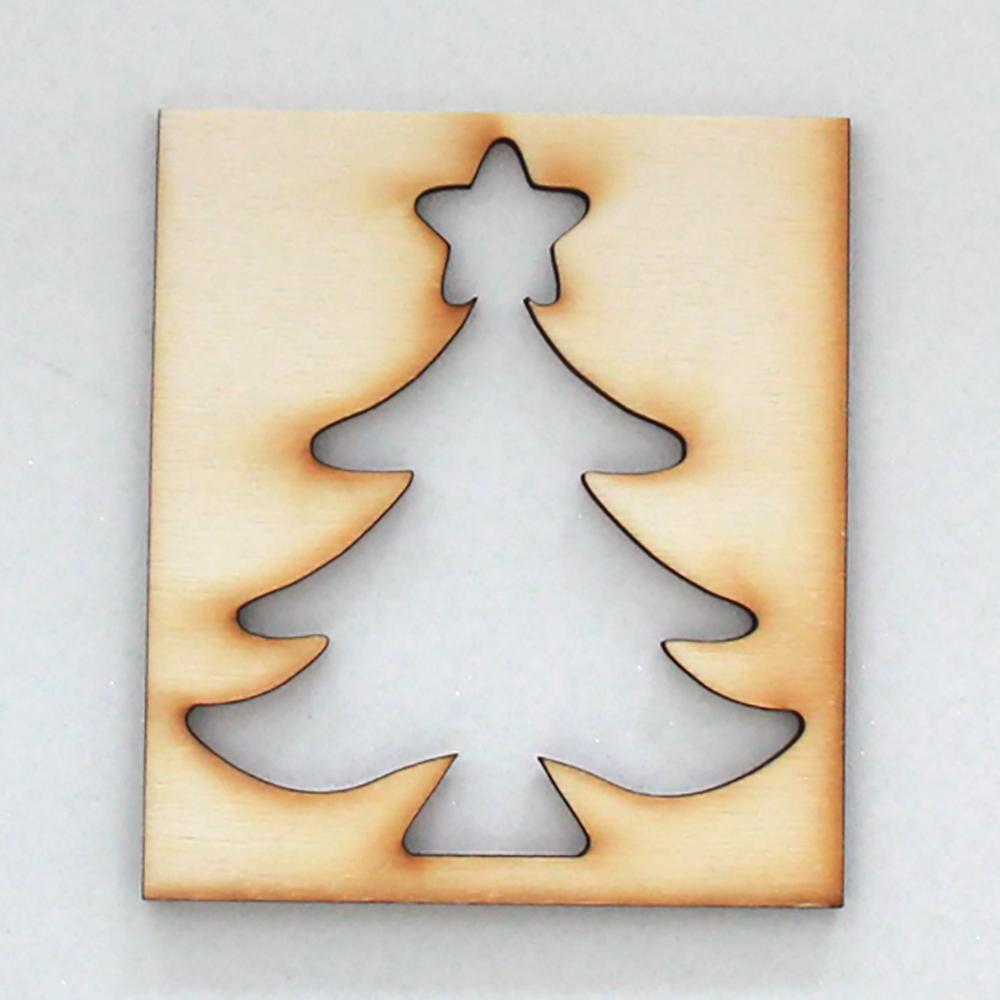 schablone weihnachtsbaum zum basteln toller preis. Black Bedroom Furniture Sets. Home Design Ideas