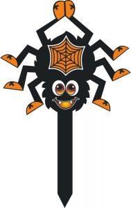 Holzfigur Papa Araneus